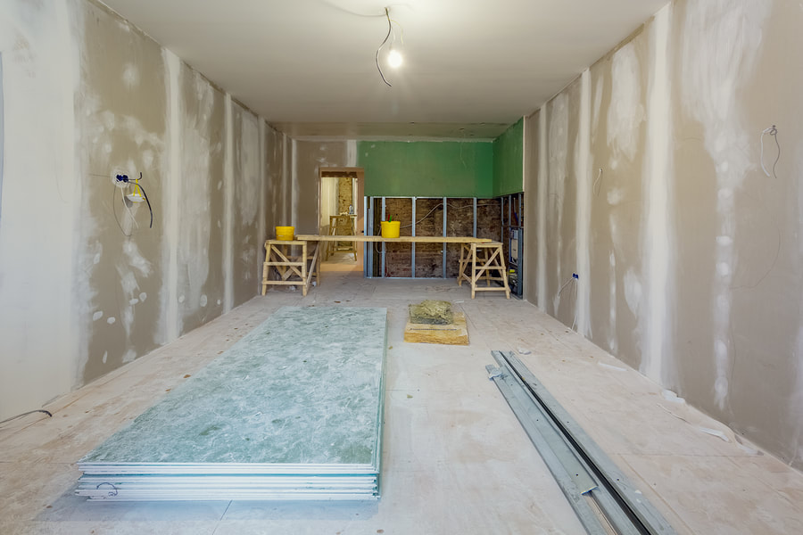 professional residential drywall service